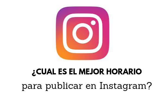 ¿Cuál es el mejor horario para postear en Instagram? Y el peor…